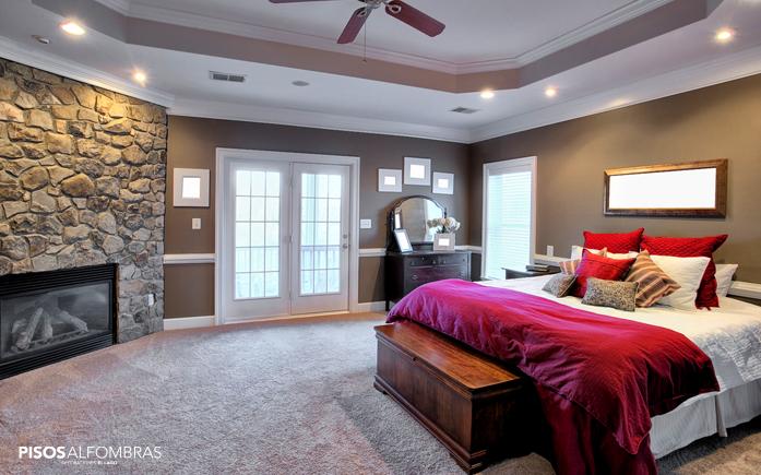 Pisos alfombras residencial decoraciones el lago - Decoraciones de pisos ...